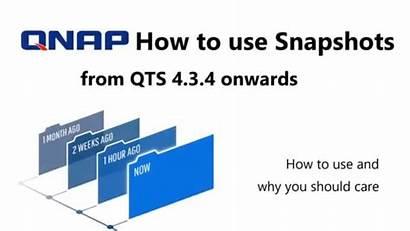 Snapshot Qnap