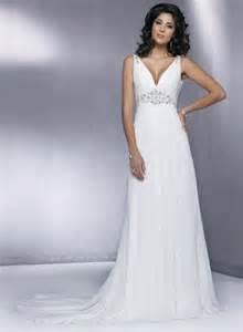 sheath wedding dresses v neck beaded chiffon sheath simple wedding dress zoombridal prlog