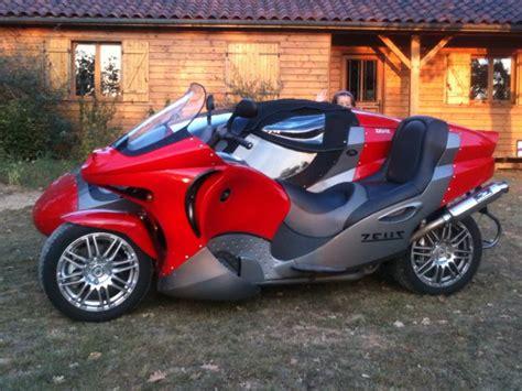 Troc Echange Superbe Side Car Zeus 4 Places Sur France