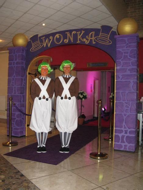 Willy Wonka Decorations by 541 Best Images About Set Props On King