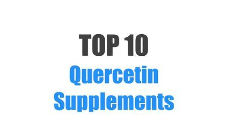quercetin supplements
