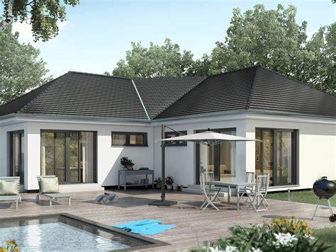 Modernes Haus L Form by Haus L Form Satteldach Ytong Winkelbungalow Mit