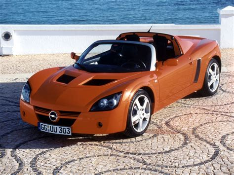 Opel Speedster For Sale by Opel Speedster Opel Cars Colors And Photos