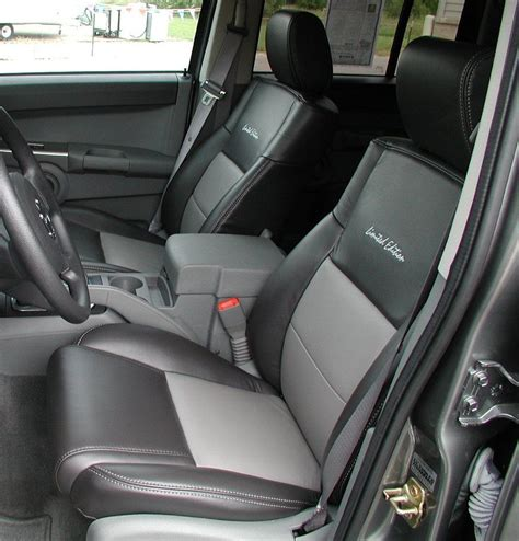 limited edition custom automotive leather seats jeep