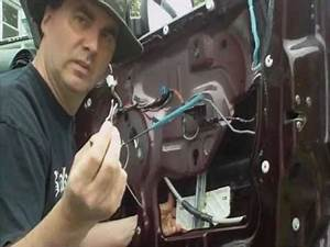 Part 1 - 2004 Jeep Liberty - Window Regulator