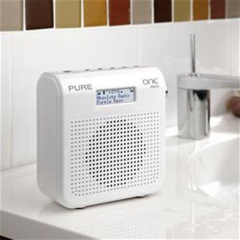 Kleines Badezimmer Radio by One Mini Tragbares Radio Dab Dab Ukw Tuner 1 6