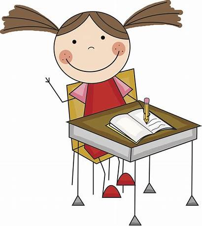 Desk Clipart Kid Clipground