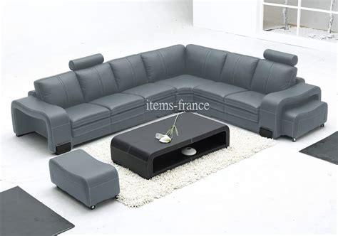 canapé d angle 6 places pas cher salon d angle en cuir salon cuir d angle canape d angle