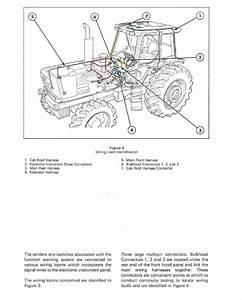 Ford New Holland Tw15 Tractor Pdf Workshop Service  U0026 Repair Manual