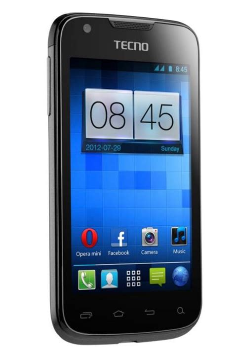 list of android phones list of all tecno android phones with their prices and
