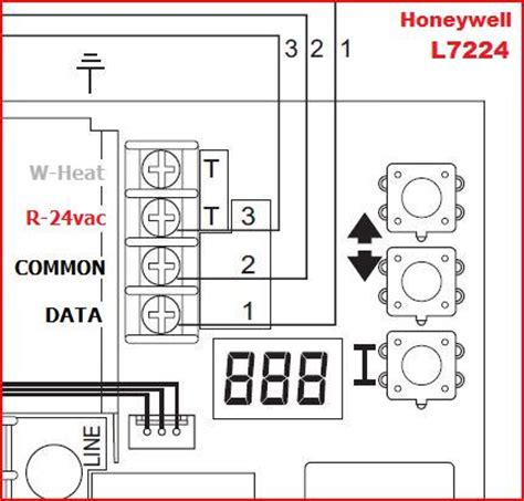 Wiring New Honeywell Thermostat Aquastat