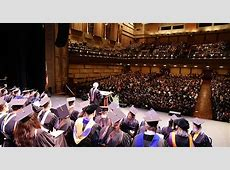 Commencement 2019 Information Sheet UCLA School of