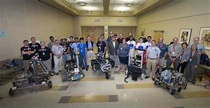 Sample Return Robot Return Challenge at WPI Concludes | NASA