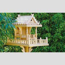 Asiatisches Vogelhaus  Holzarbeiten & Möbel Selbstde
