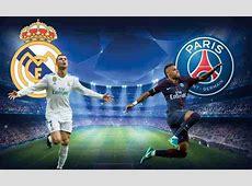 Real Madrid Live Real Madrid vs PSG Live Score