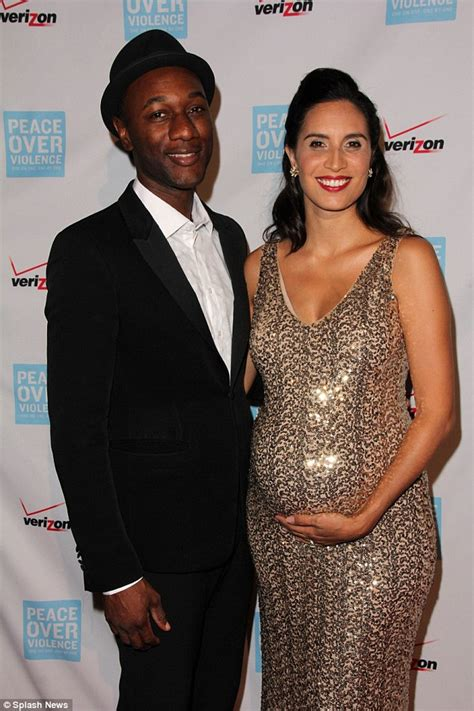 Aloe Blacc and wife Maya Jupiter reveal they're expecting