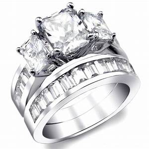 15 ideas of unique womens wedding rings for Awesome wedding ring sets