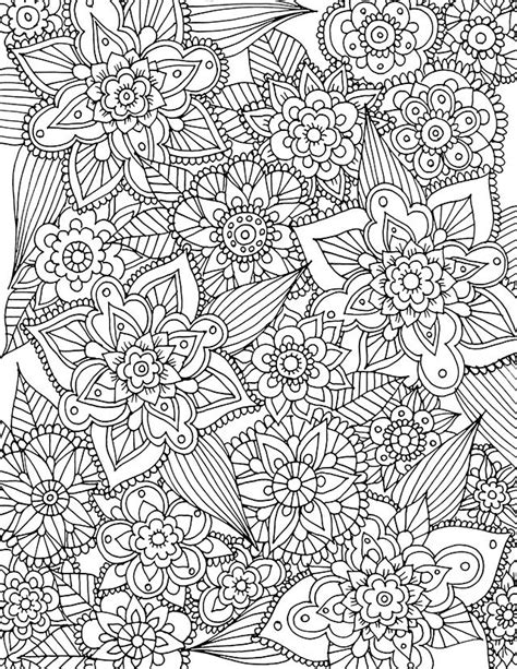 Summer Coloring Pages For Adults Pdf