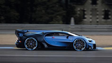2015 Bugatti Vision Gran Turismo Concept Wallpapers & Hd