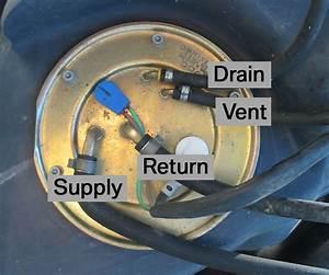 Fuel Tank Plumbing