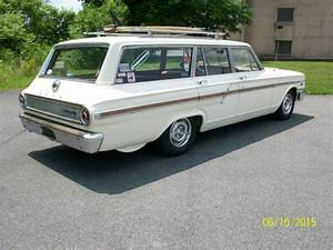 Ford Fairlane Wagon 1964 White For Sale  4k48f128035 1964