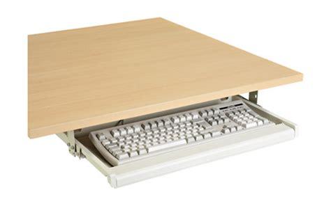 tablette bureau tablette support clavier pour bureau o line 2 maxiburo