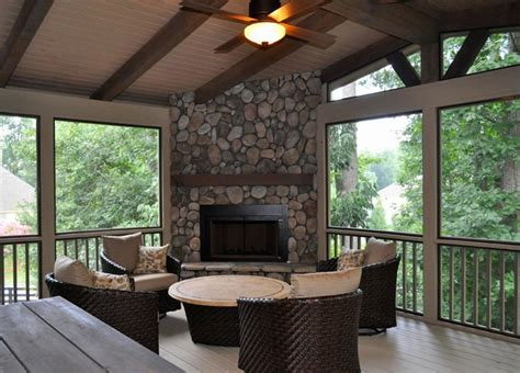 sunrooms with fireplaces 11 best ideas about sunroom with fireplace on pinterest