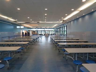 Hall Dining Latymer Enfield London Schoolhire Storage