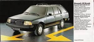Renault 18 Gtx Y Gtx Familiar