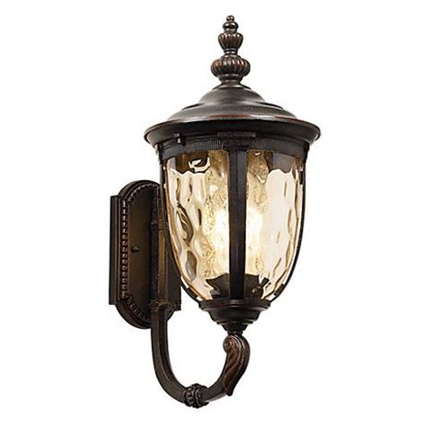 bellagio 21 quot high energy efficient outdoor wall light