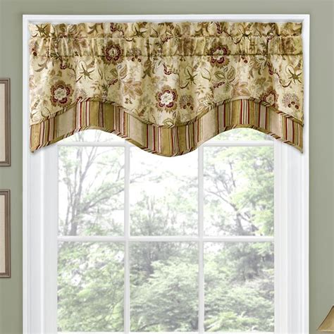 Maroon Window Valances by Best 25 Scarf Valance Ideas On Curtain Scarf