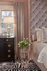 les meilleures variantes de lit capitonne dans 43 images With tapis chambre bébé avec palette de maquillage fleur