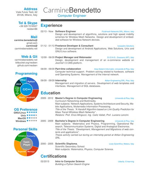 for resume writing latex gt word ruminations of a data engineer