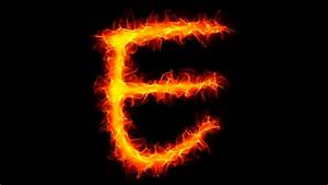 Letter S On Fire Stock Footage Video 1034812 - Shutterstock