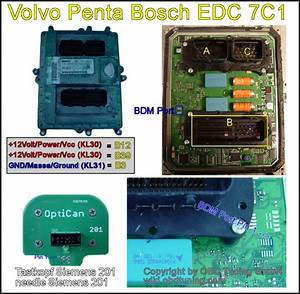 Bosch Edc 7c1  Volvo Penta  -  U0643 U0646 U062a U0631 U0648 U0644  U0645 U0635 U0631