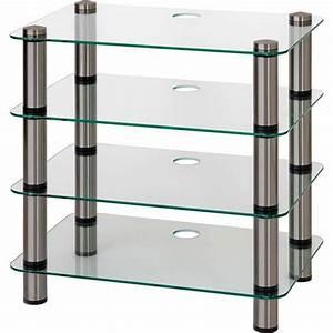 Hi Fi Rack : modern quality av display corner glass shelves storage ~ Whattoseeinmadrid.com Haus und Dekorationen