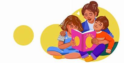 Learning Parents Mom Read Guidance Category Many