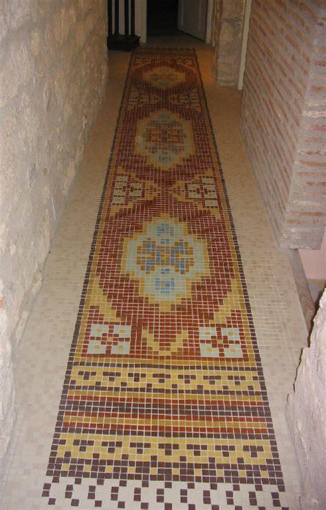 vivi tapis pappelina maclou tapis de couloir bahbe