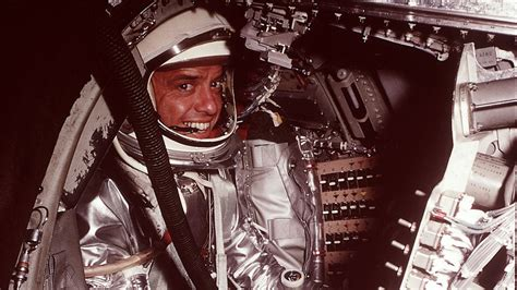 The First American In Space Wore A Peesoaked Spacesuit