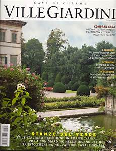 Ville Giardini Magazine images