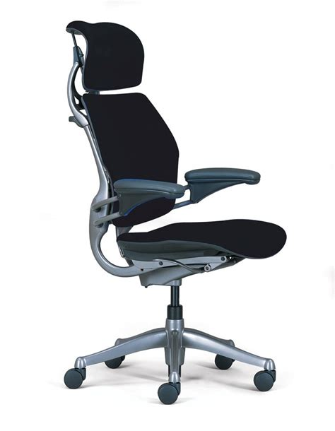 Humanscale Freedom Office Task Chair With Headrest by Humanscale Freedom Task Chair Biomorph Adjustable
