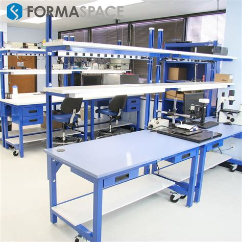 Laboratory Bench Work by Back To Back Testing Workbenches Formaspace