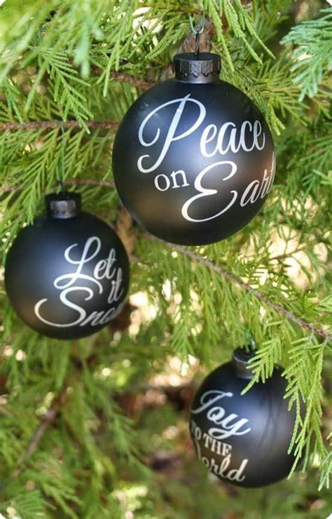 christmas carol chalkboard ornaments knockoffdecorcom