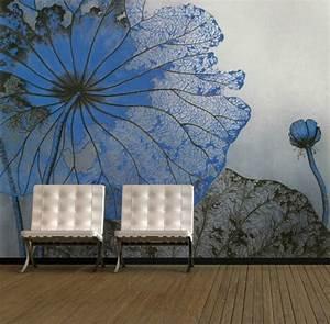 quelques idees de decoration murale originale archzinefr With chambre bébé design avec ou acheter le champ de fleurs