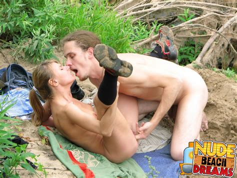 Dirty Nude Beach Sex