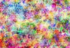 Wall Art Tapeten : tapeten bunt hervorragend bunte grunge 24493 haus ideen galerie haus ideen ~ Markanthonyermac.com Haus und Dekorationen