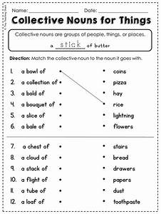 E Herd Test : free collective noun worksheet fun with literacy my tpt pinterest nouns worksheet ~ Watch28wear.com Haus und Dekorationen