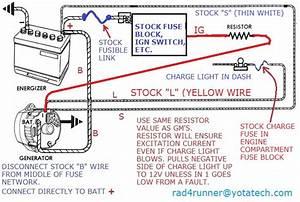 Alternator Upgrade  Need New Wiring
