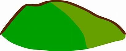 Hill Clip Map Symbols Vector Svg Colored