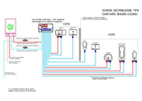 Impianto Idraulico Bagno by Foto Impianto Idraulico Bagno Di N E C Impianti Elettrici